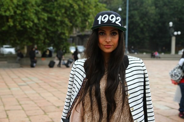 street style на Milan Fashion Week