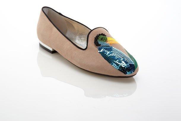 Туфли из коллекции обуви Айрс Апфель — Rara Avis