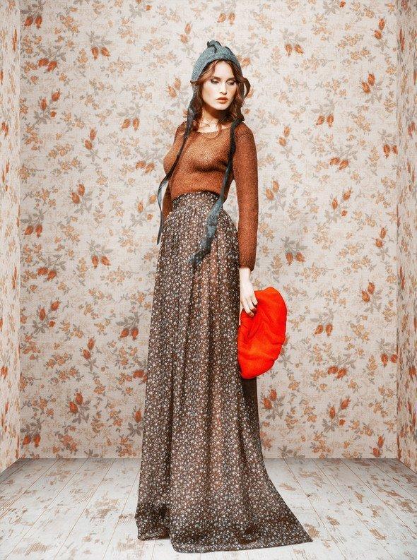 Ulyana Sergeenko fall-winter 2011-2012