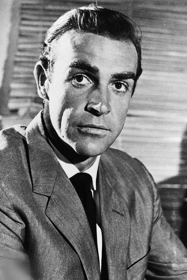 Шон Коннери — Dr. No (Доктор Ноу), 1962