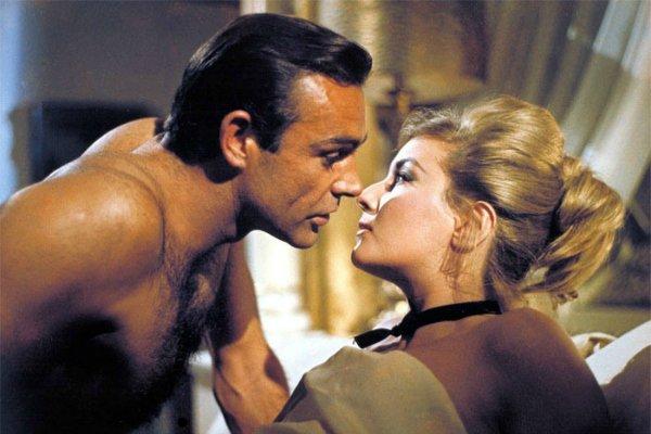 Шон Коннери — From Russia with Love (Из России с любовью), 1963