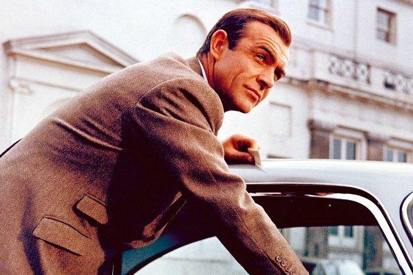 Шон Коннери — Goldfinger (Голдфингер), 1964