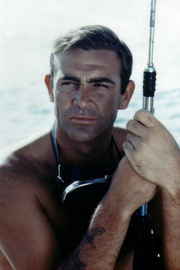 Шон Коннери — Thunderball (Шаровая молния), 1965
