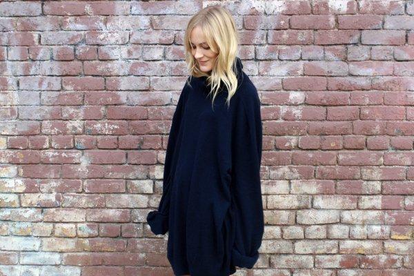 Платье-свитер Maison Martin Margiela for H&M