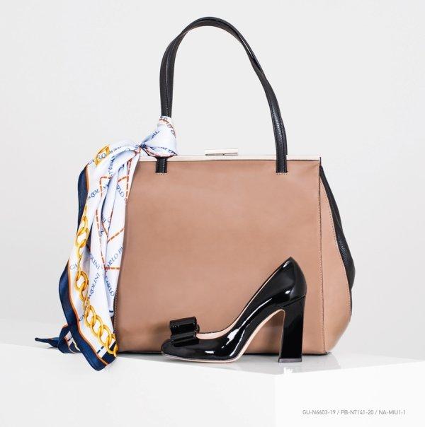 502cb48a47b2 Бренд Carlo Pazolini представил лукбук новой коллекции женских сумок и  аксессуаров ...