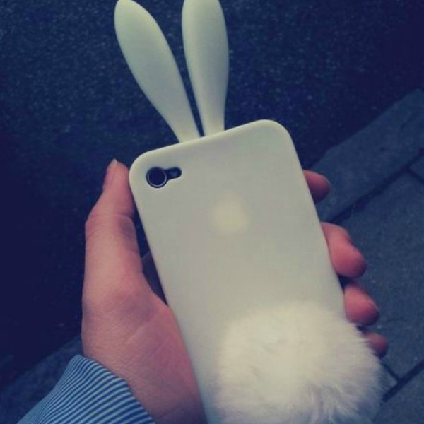 Чехол для iPhone — bunny