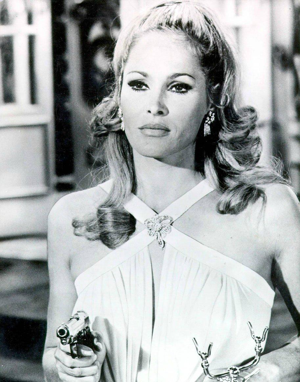 Dr. No (Доктор Ноу), 1962 — Урсула Андресс
