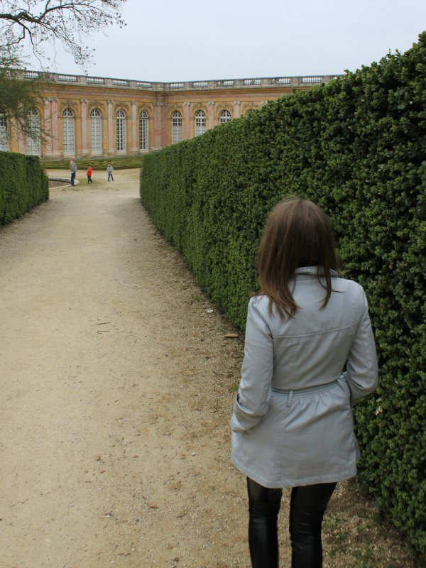 Мартовский отпуск в Париже: Petit Trianon — дворец Марии Антуанетты