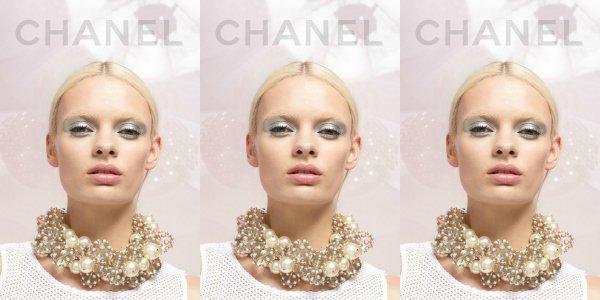d9f1f20b69e0 Коллекция Chanel весна-лето 2013  жемчуг и холодный французский шик ...