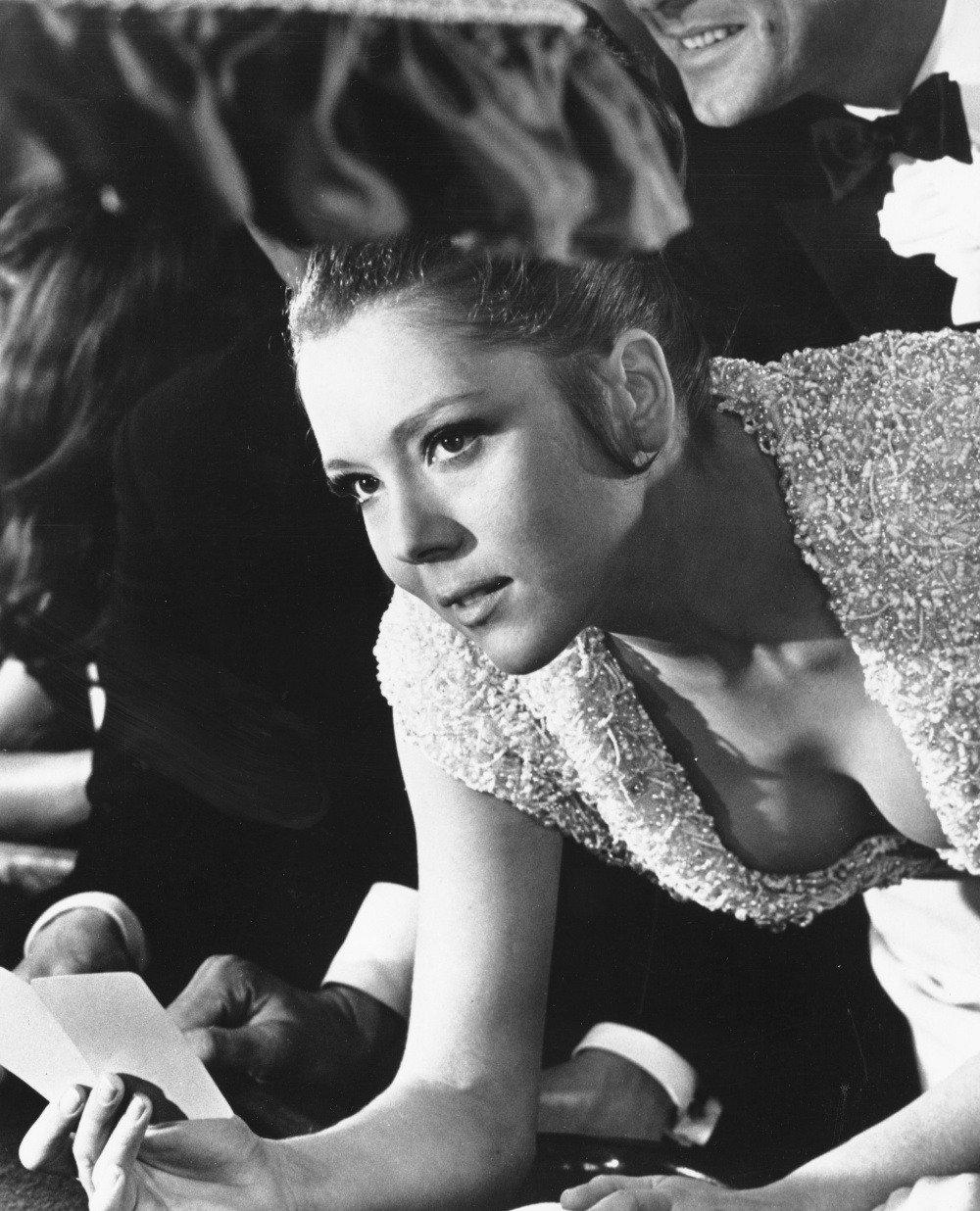 On Her Majesty'c Secret Sevice (На секретной службе Ее Величества), 1969 — Дайана Ригг