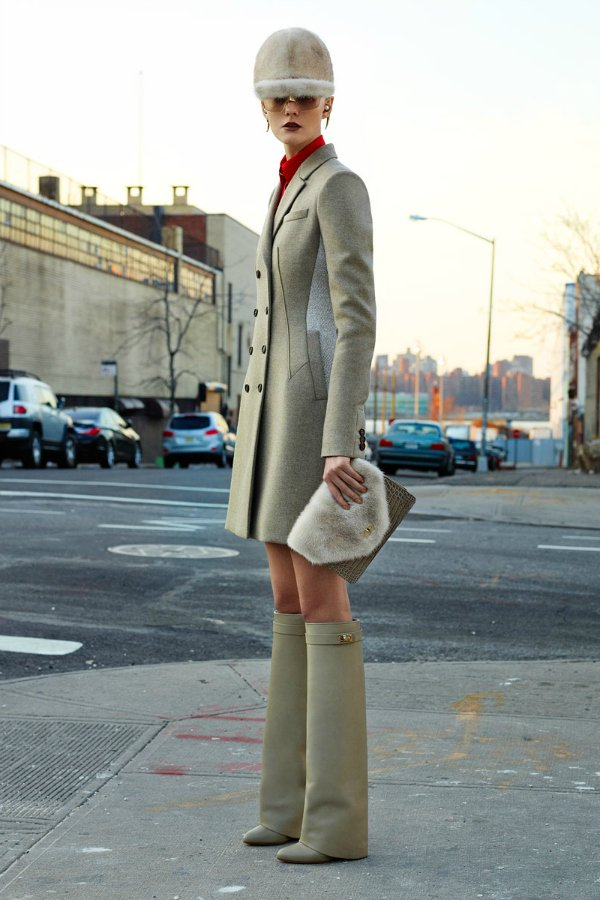 Givenchy prefall 2012