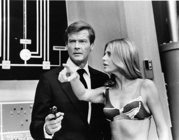 The Man with the Golden Gun (Человек с золотым пистолетом), 1974 — Бритт Экланд