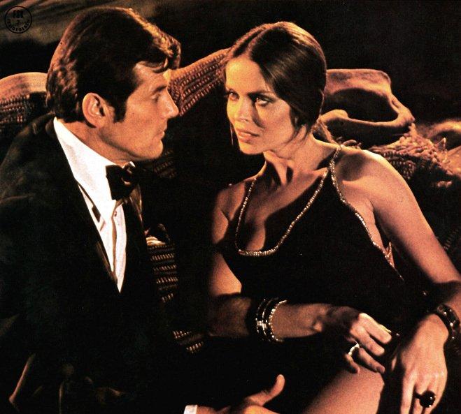 The Spy Who Loved Me (Шпион, который меня любил), 1977 — Барбара Бах