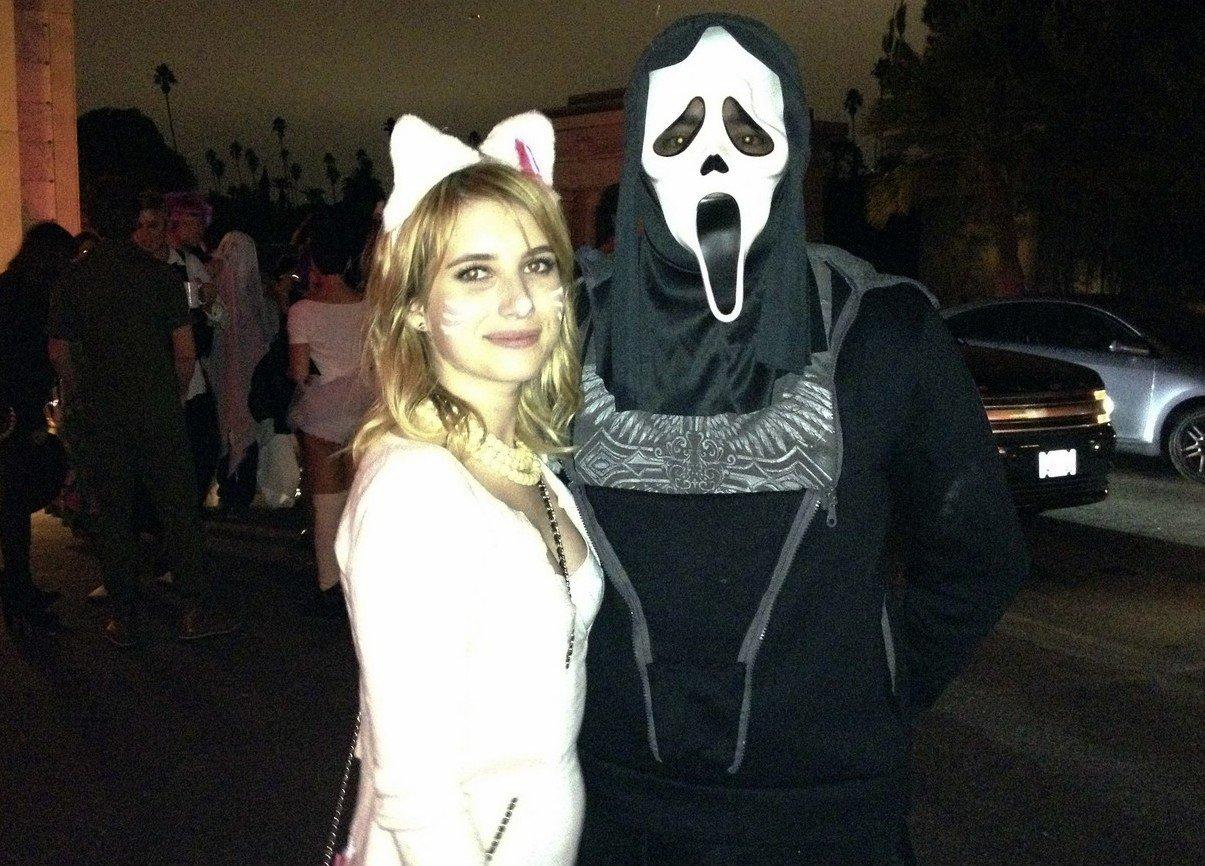 Звездные костюмы на Halloween: Ким Кардашьян, Дита фон Тиз ... - photo#43