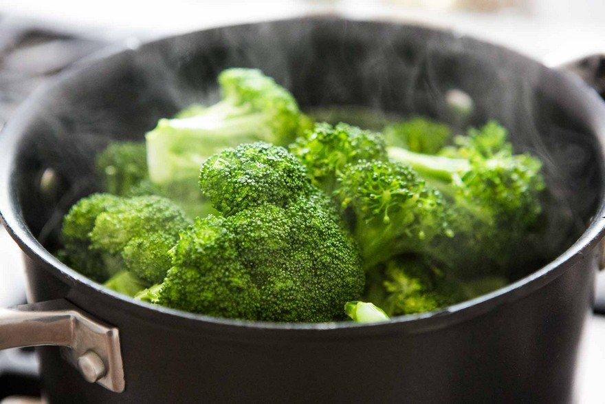 Рецепти з брокколі