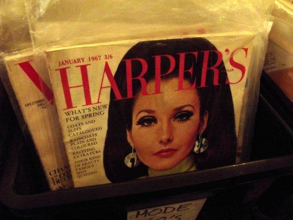 Harper's Bazaar за 1967 год