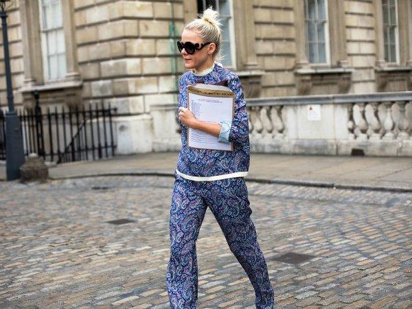 Тренд — пижама