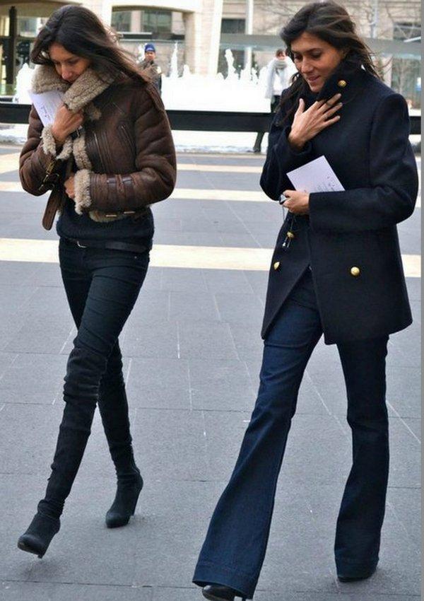 Жеральдин Сальо (Geraldine Saglio) и Эммануаль Альт (Emmanuelle Alt)