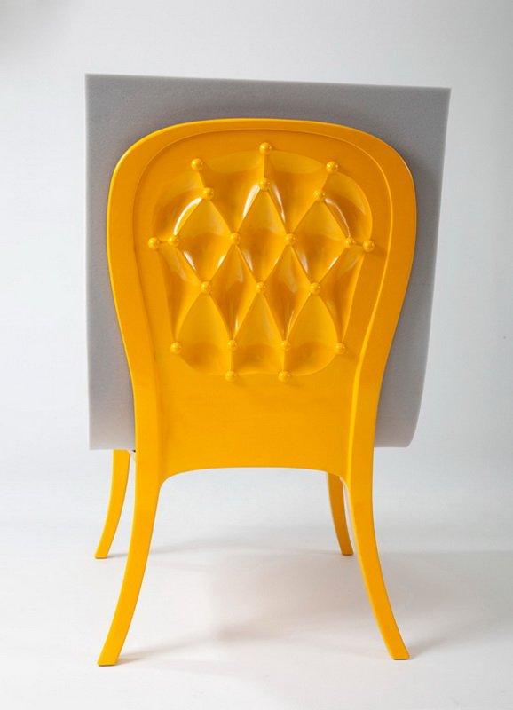 Разнотипные кресла от израильской студии дизайна d-vision объеденены под названием Soft Comfort Seating Collection.