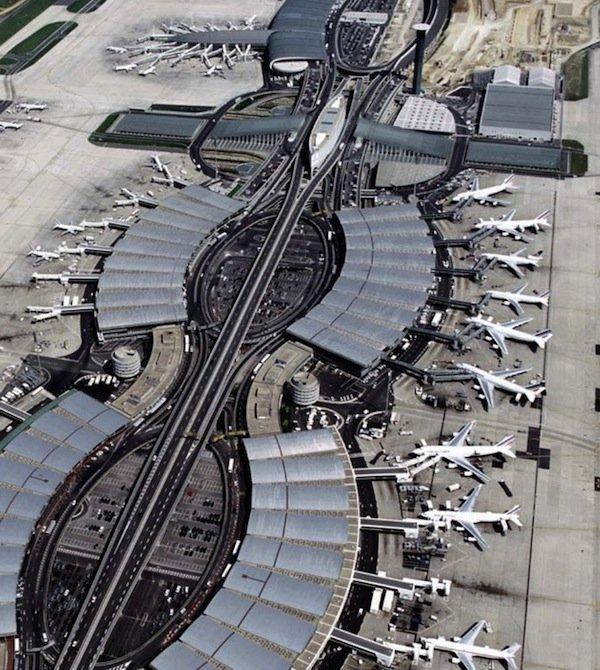 фото аэропорт шарль де голль