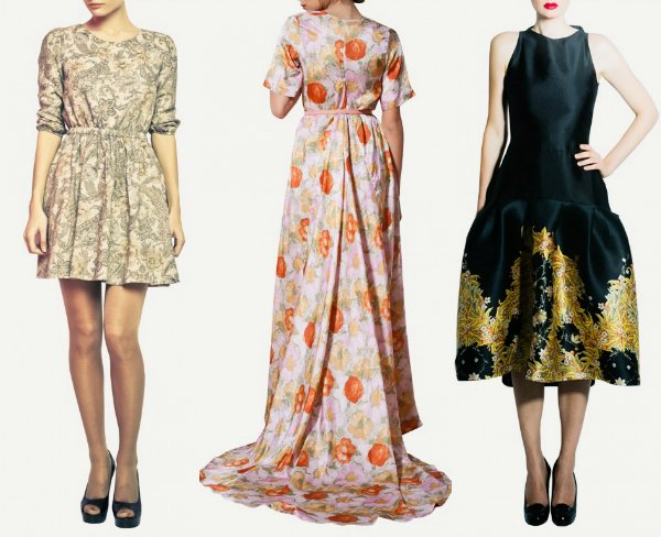 Украинские дизайнеры платье