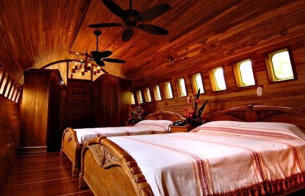 727 Fuselage Home, Коста-Рика