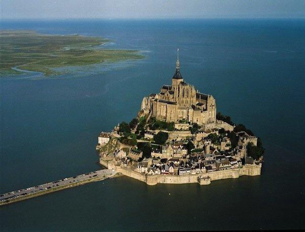 Mont Saint-Michel, Франция