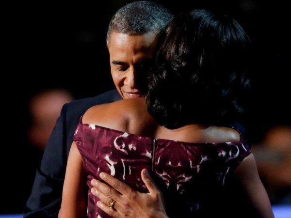 Барак и Мишель Обама (10)