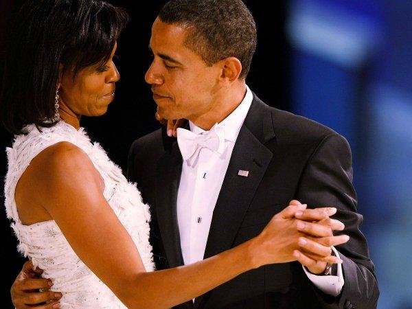 Барак и Мишель Обама (11)