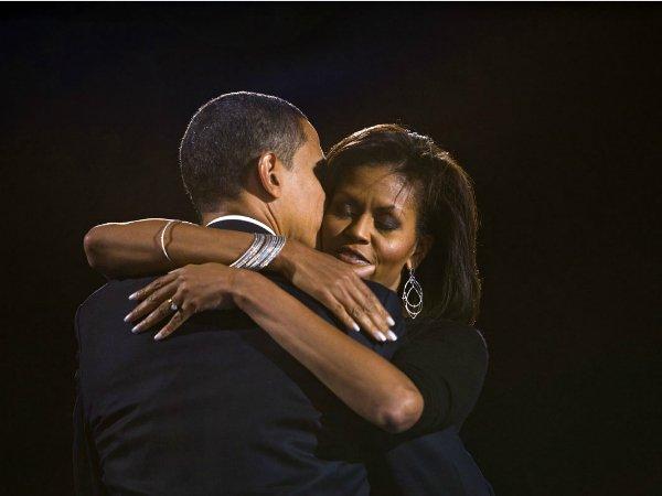 Барак и Мишель Обама (17)