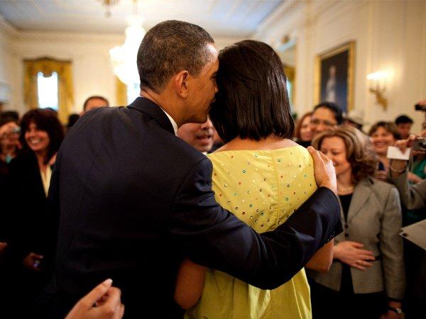 Барак и Мишель Обама (2)