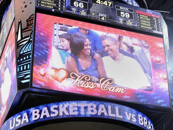 Барак и Мишель Обама (24)