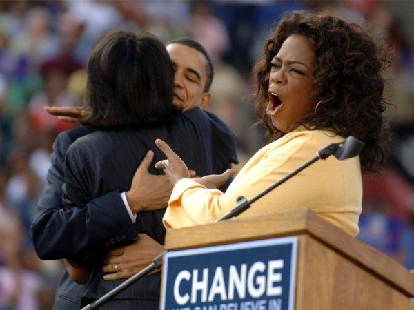 Барак и Мишель Обама (5)