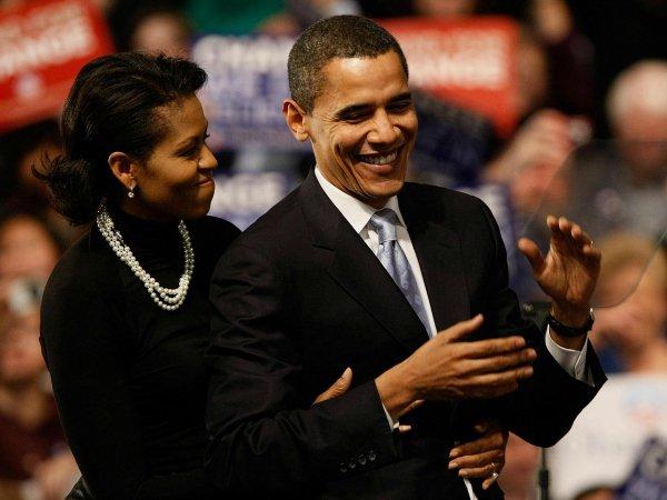 Барак и Мишель Обама (6)