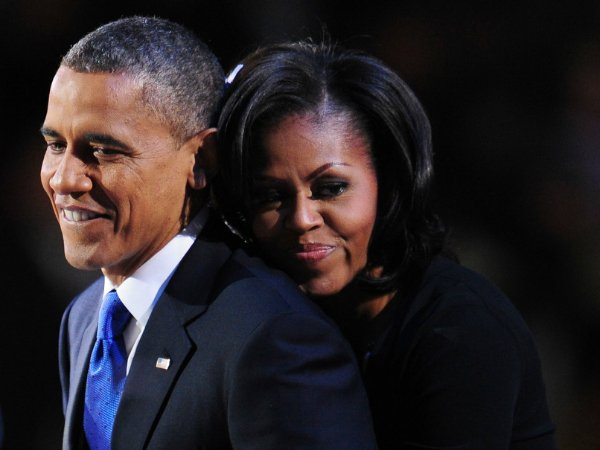 Барак и Мишель Обама (8)