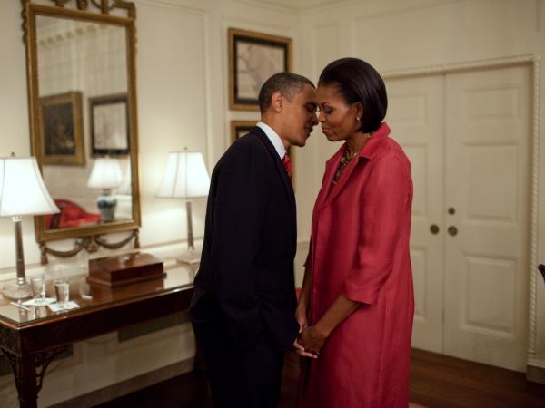 Барак и Мишель Обама2