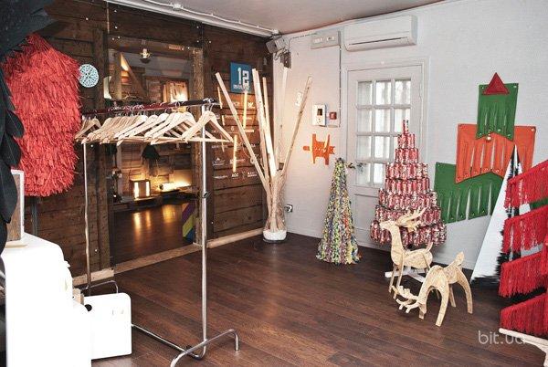Shopping-точка: дизайн-магазин Creative space 12
