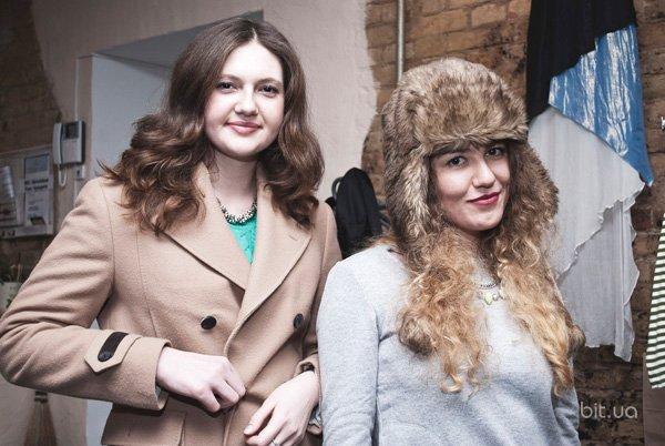 Kiev Trunk Show: JEALOUSY в винтажном магазине Goodbuyfashion