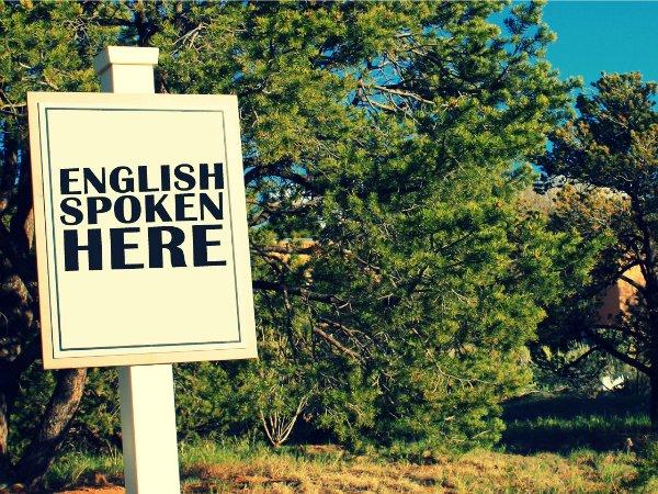 Французы не говорят по-английски