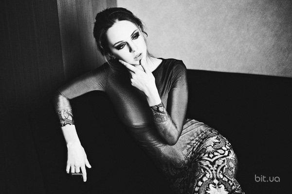Models off duty: Алена Митряева