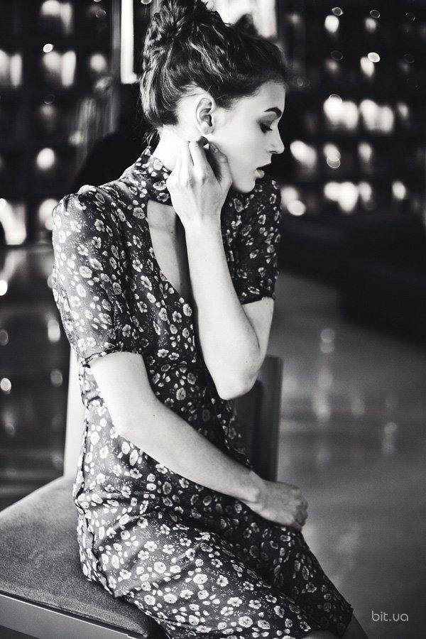 """Models off duty: Катя Пинчук - """"В работе модели меня устраивает все"""""""