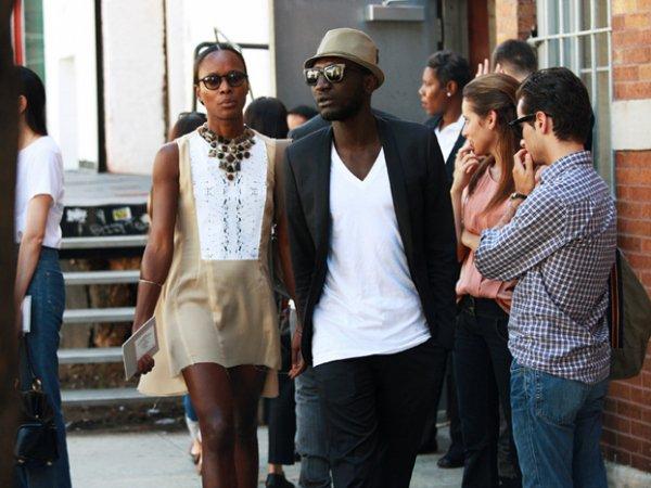 Jenke Ahmed-Tailly и Shala Monroque