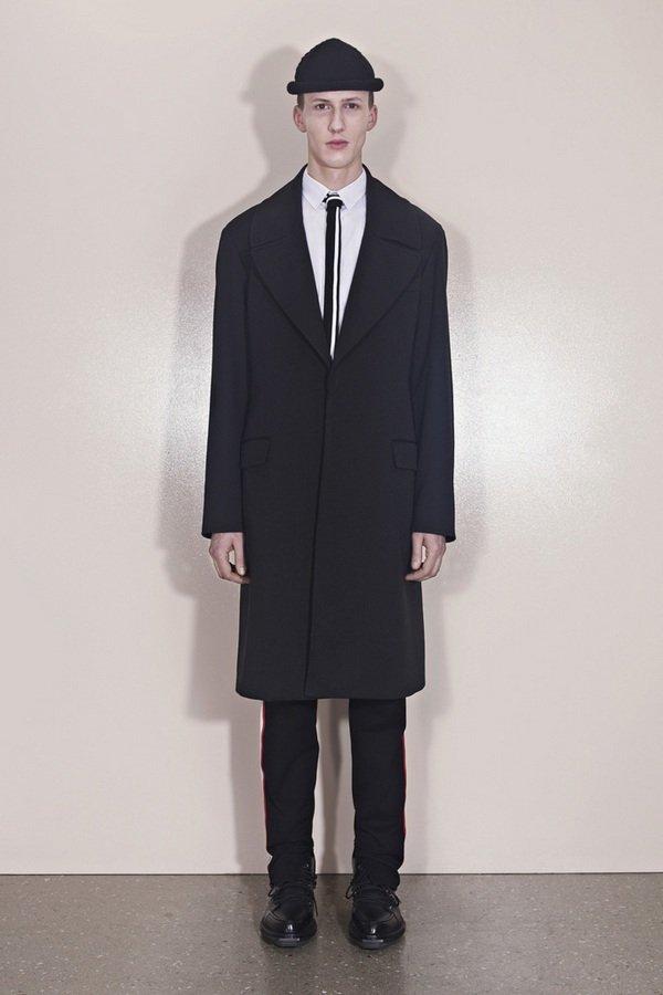McQ_00Показ коллекции McQ Alexander McQueen осень-зима 2013