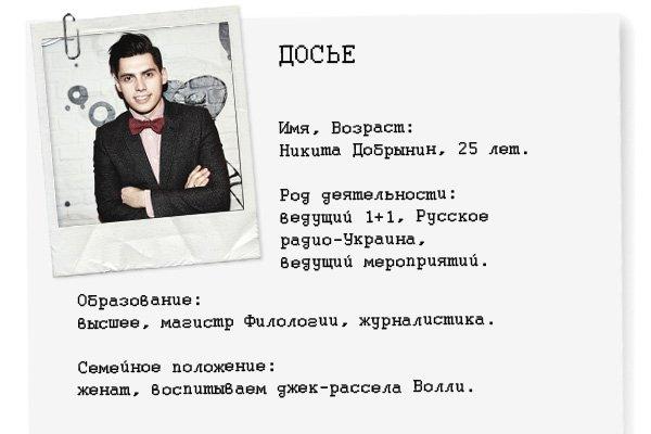 Personal Style: Никита Добрынин