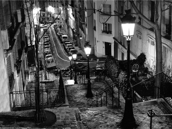 Париж - грязный город