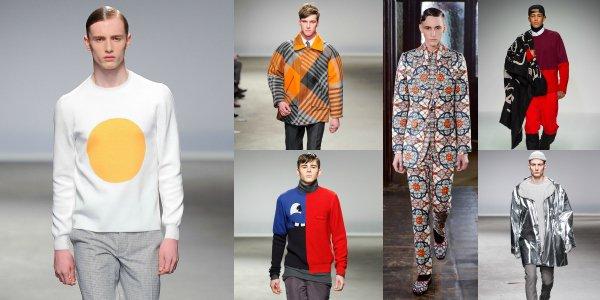 616d1b5907a Топ-10 трендов мужской моды с подиума London Fashion Week fall ...