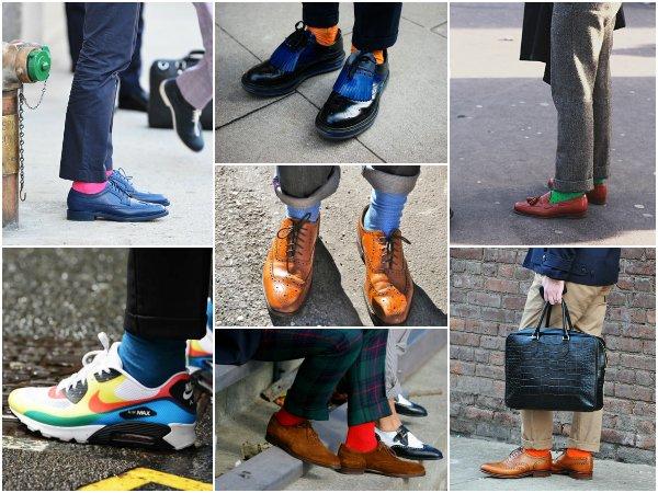 Мужские туфли Что есть что? Как и с чем носить