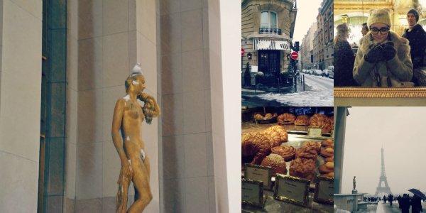 У каждого свои причины любить Париж