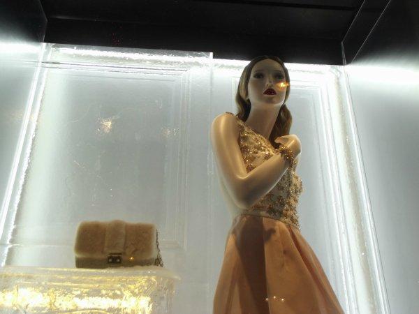 Витрина Dior