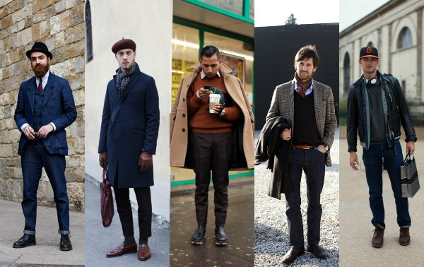 Как это носить: 5 стильных мужских образов для модного мероприятия